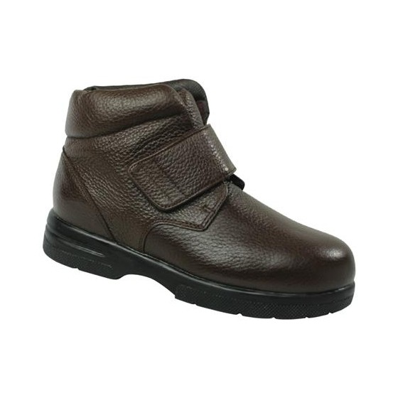 Drew Big Easy - Men's Orthopedic Strap Boots