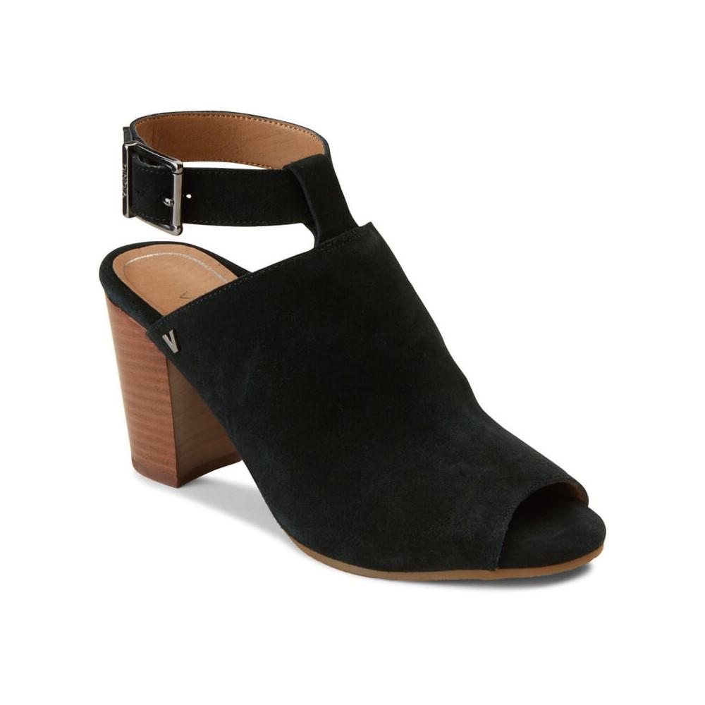 Vionic Perk Kaia - Women's Open Toe Heel