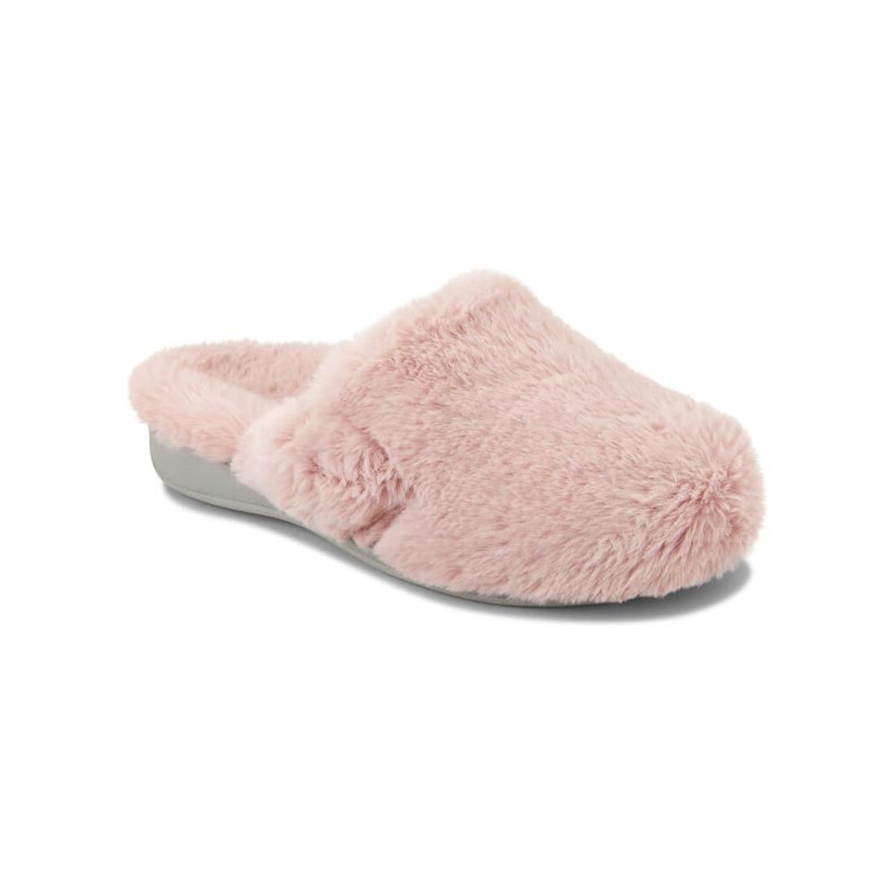 Vionic Gemma Plush Slippers - Women's Comfort Slippers