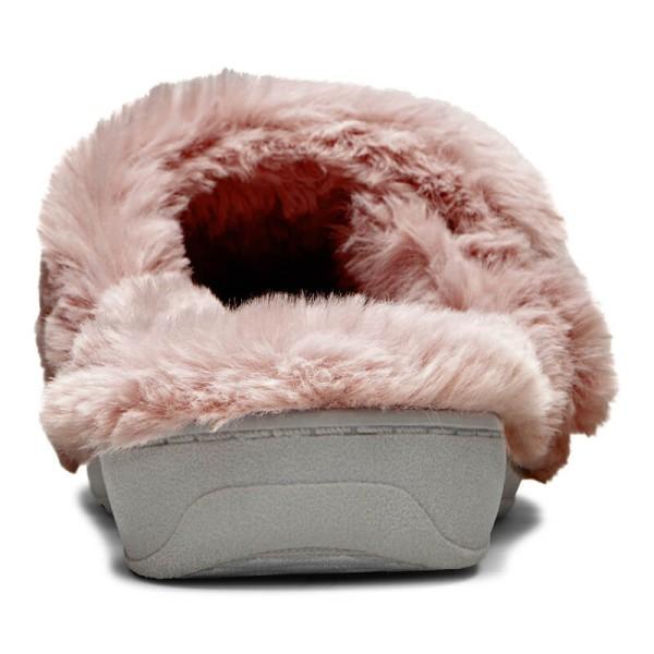 533d0d507911 ... Vionic Gemma Plush Slippers - Women s Comfort Slippers ...