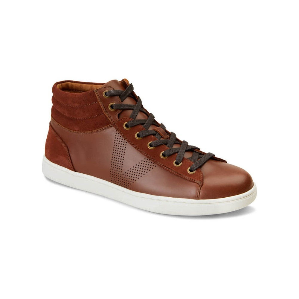 Vionic Mott Malcom - Men's High Top Comfort Sneaker
