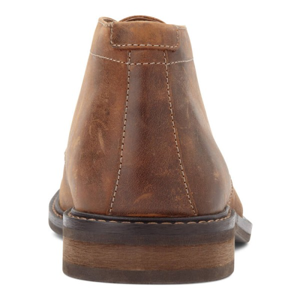b2a3b8238d2 Vionic Chase Chukka Boots - Men's Lace Up Boots | Flow Feet
