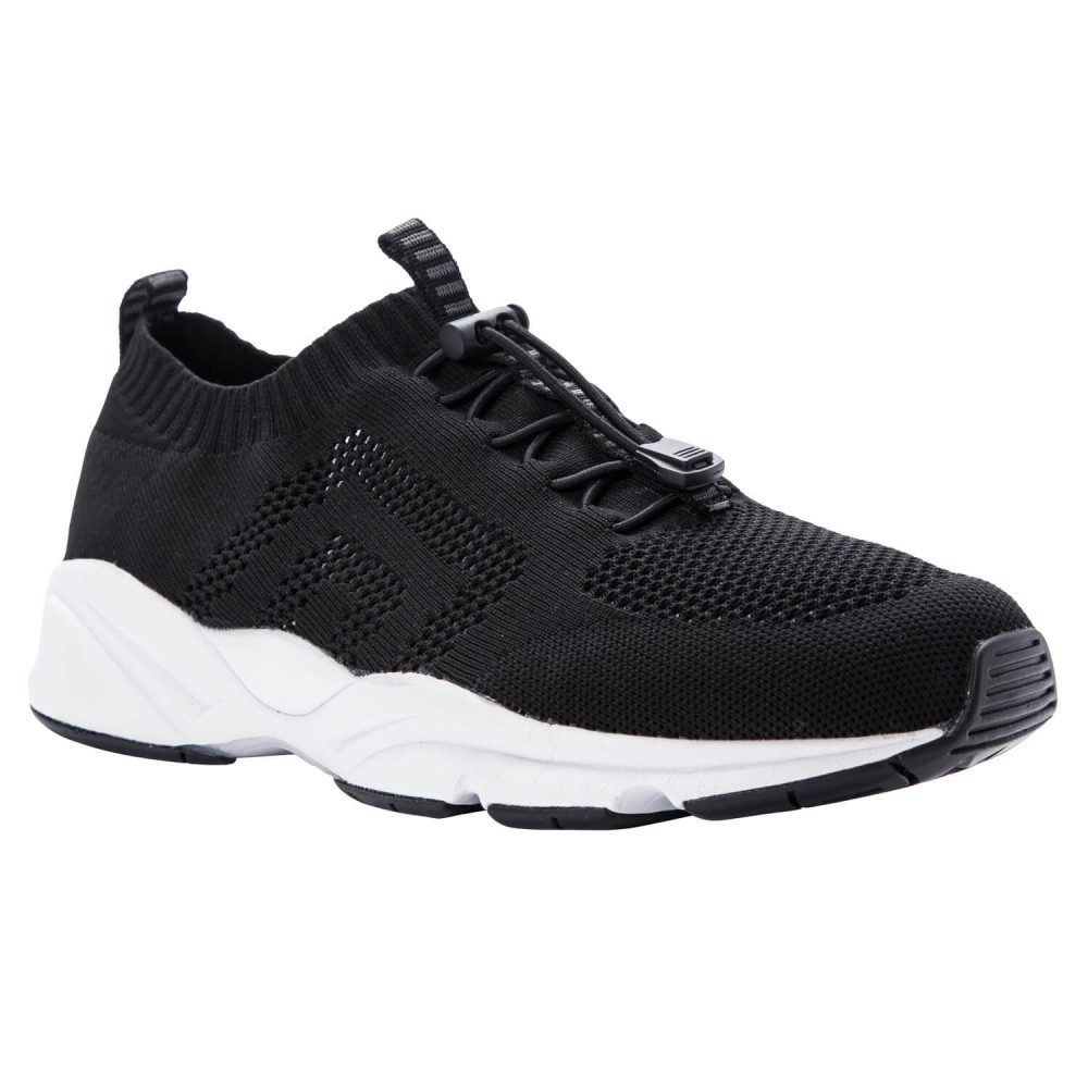 propét stability st  men's casual orthopedic sneakers