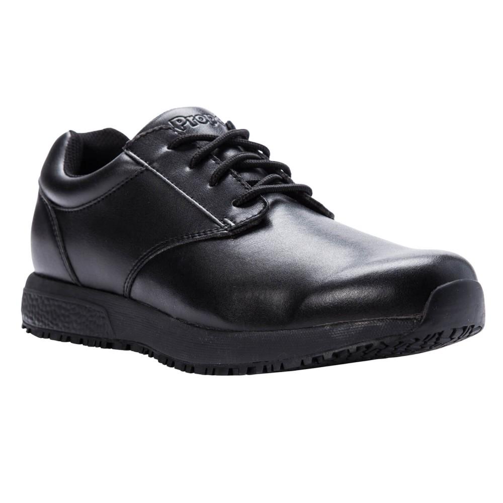 Propet Spencer Men S Slip Resistant Work Shoes Flow Feet