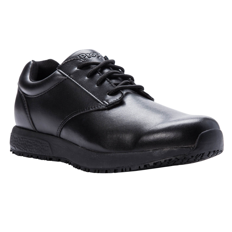Slip-Resistant Work Shoes
