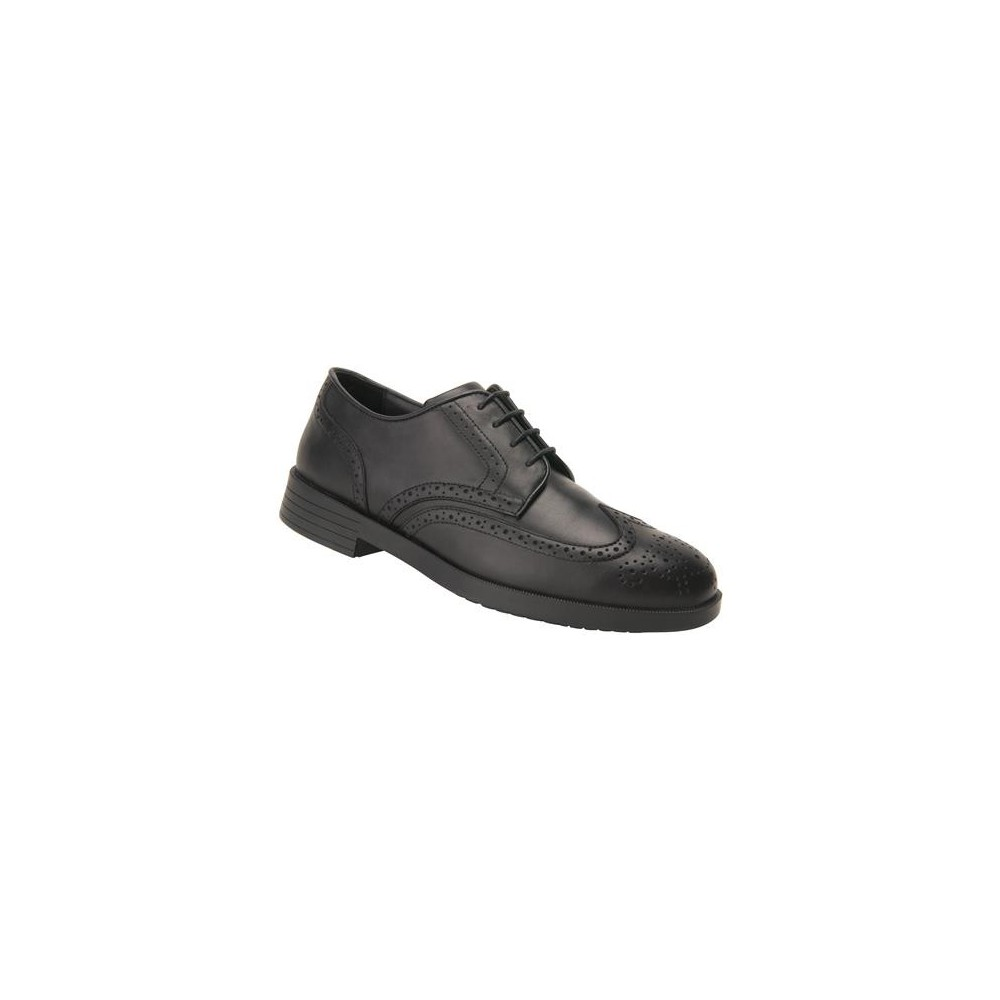 Clayton - Men's Orthopedic Dress - Drew Shoe