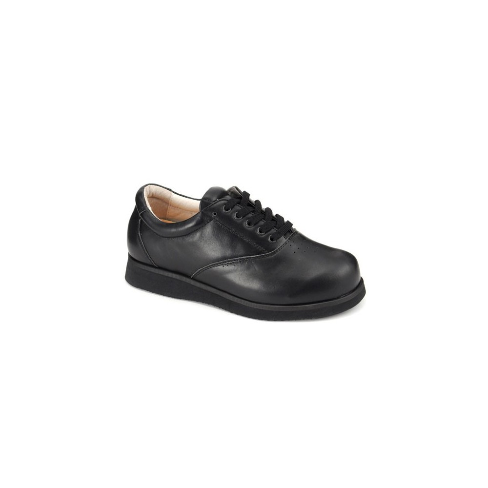 Apis Women's Light Casual Dress Shoe- Black - 9302