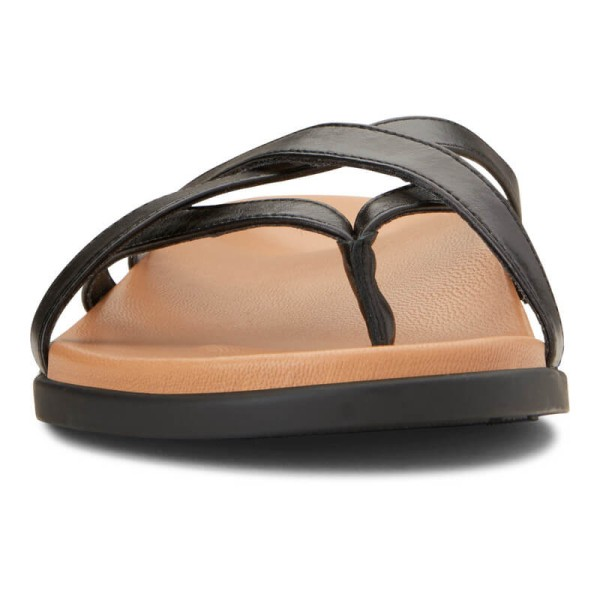 6e48c74eced8 Vionic Palm Daisy - Women's Metallic Toepost | Flow Feet