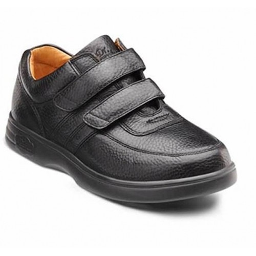 Dr. Comfort Collette (Black) - Women's Mismatch Shoe Sizes