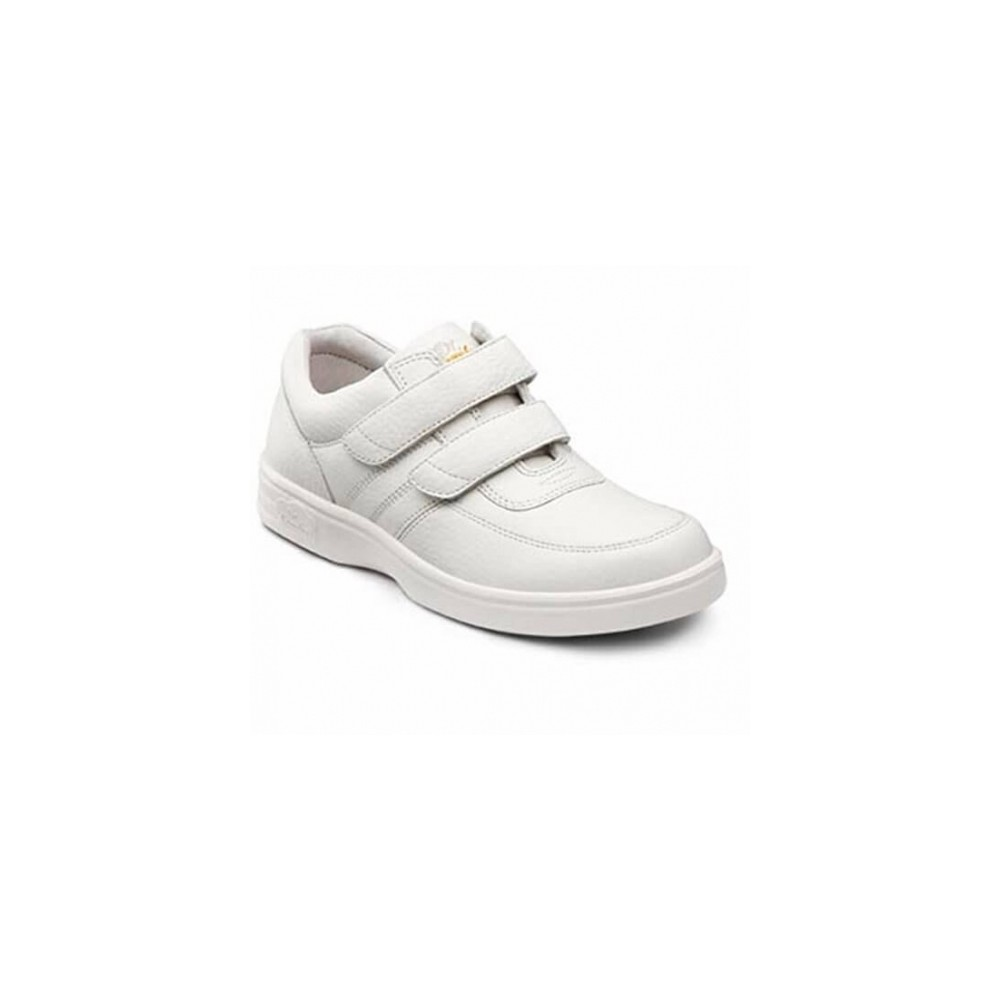 2b99b005b1 Dr. Comfort Collette (White) - Women's Mismatch Shoe Sizes - Flow ...