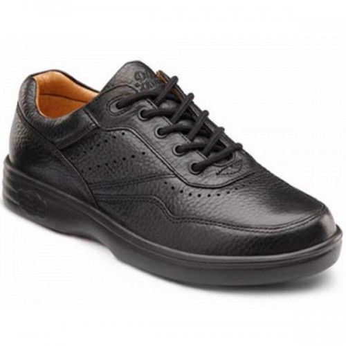 Dr. Comfort Patty (Black) - Women's Mismatch Shoe Sizes