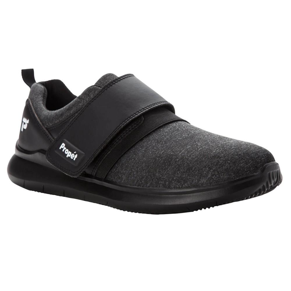 Propet Viator Mod Monk - Men's Comfort Walking Sneaker Shoes