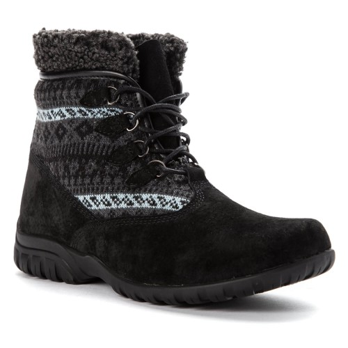 Propét Delaney Alpine - Women's Winter Ankle Boots
