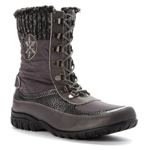 Propet Delaney Frost - Women's Snow Boots Shoes