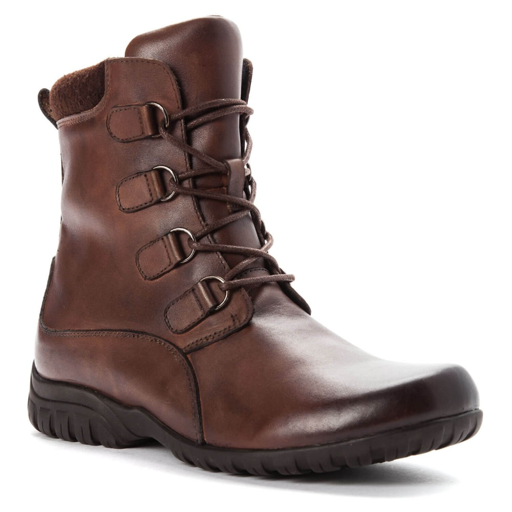 Comfort Ankle Boots Shoes