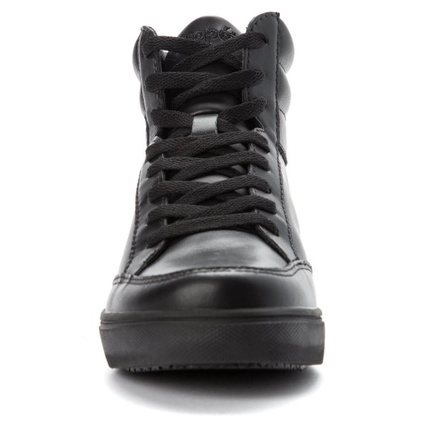 high top work sneakers
