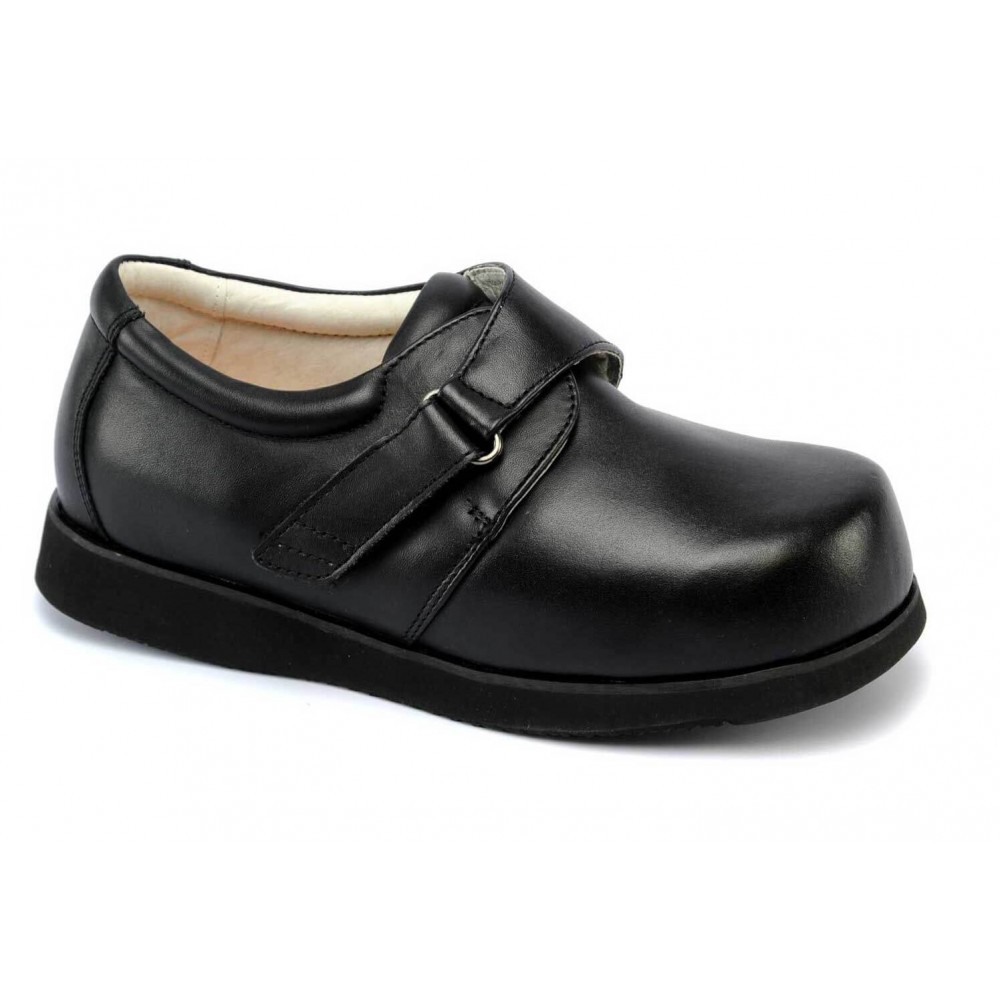 Apis Mt. Emey 9106 - Women's Triple Depth Orthopedic Shoe for Oblique Toe