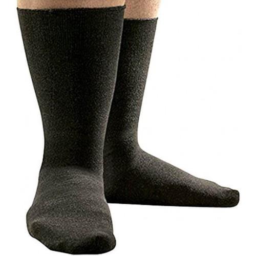 Knit Rite SmartKnit Seamless Wide Crew Socks