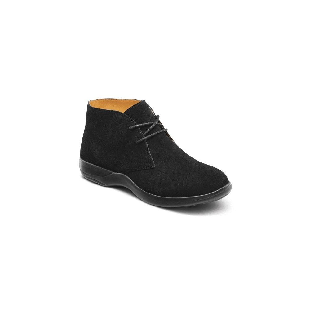Dr. Comfort Cara (Black) - Women's Mismatch Shoe Sizes