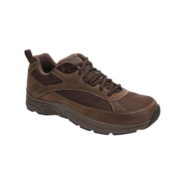Mens Shoes Drew Aaron Dark Brown