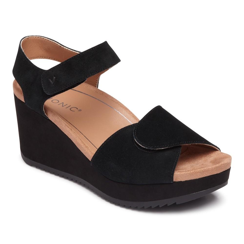 Vionic Astrid - Women's Orthopedic Platform Sandals