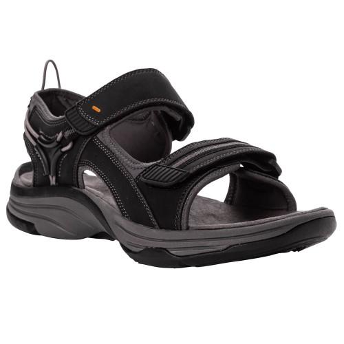 Propet Evan - Men's Water-Friendly Comfort Backstrap Sandals