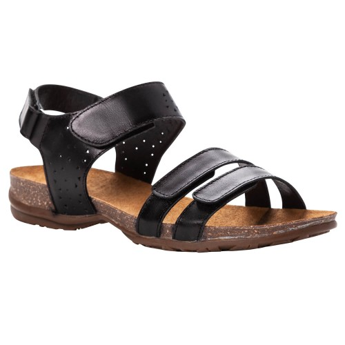 Propet Farrah - Women's Comfort Cork Footbed Sandals