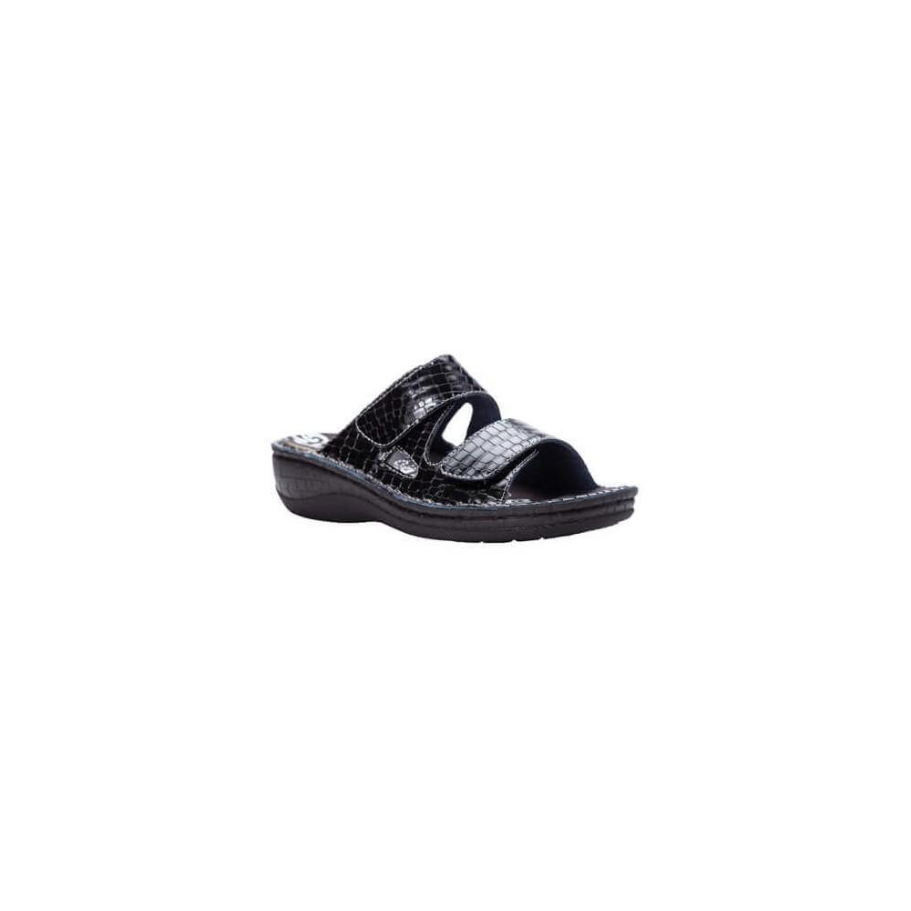 Propet Joelle - Women's Comfort Dual Strap Slide Sandal