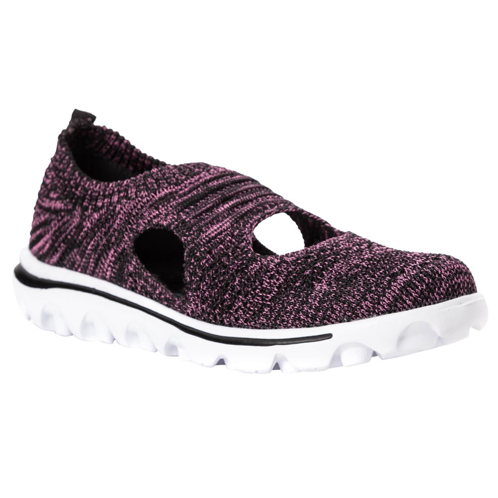 Propet Travelactiv Avid - Women's Flexible Lightweight Mesh Sneakers