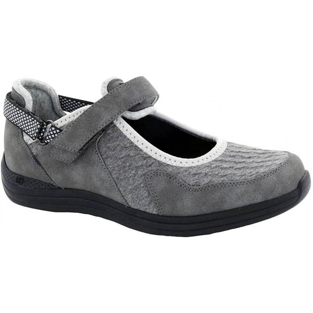 Drew Shoe Buttercup - Women's Dual Adjustable Strap Mary Jane