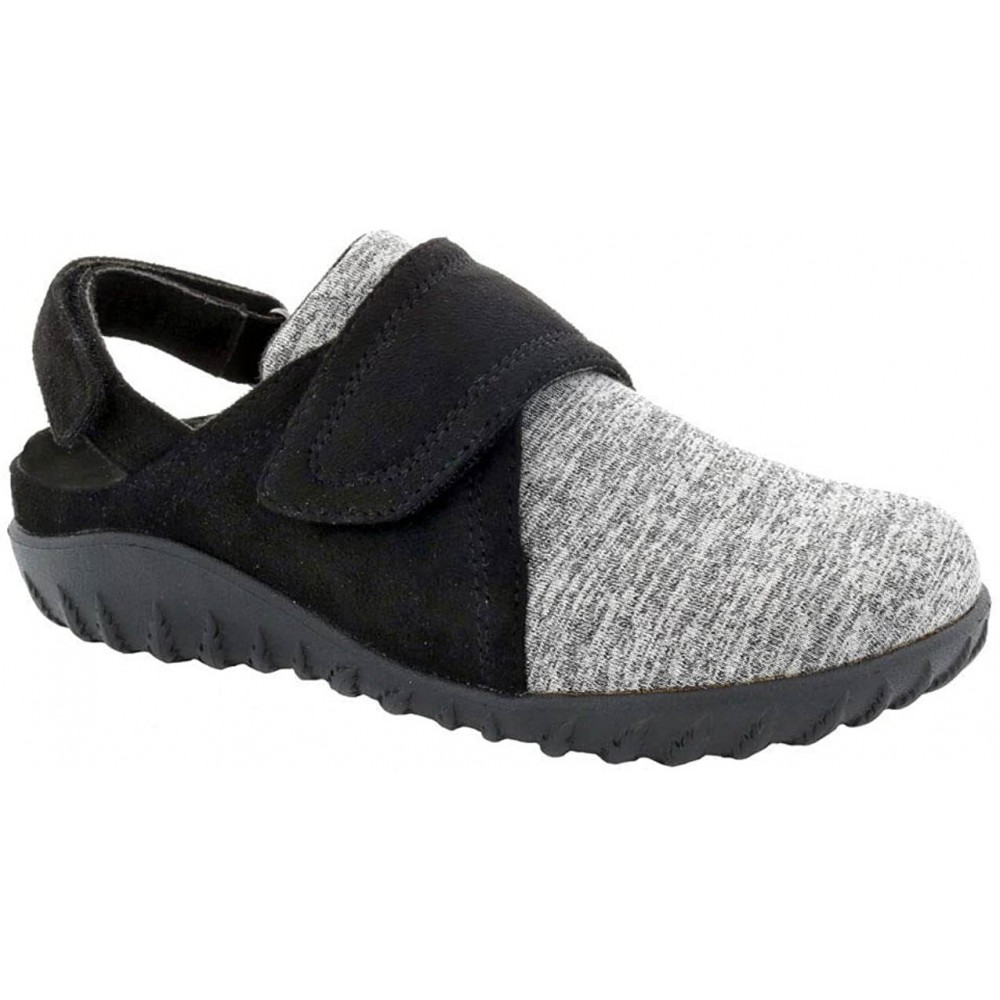 Drew Shoe Breezy - Women's Adjustable Back Strap Shoes