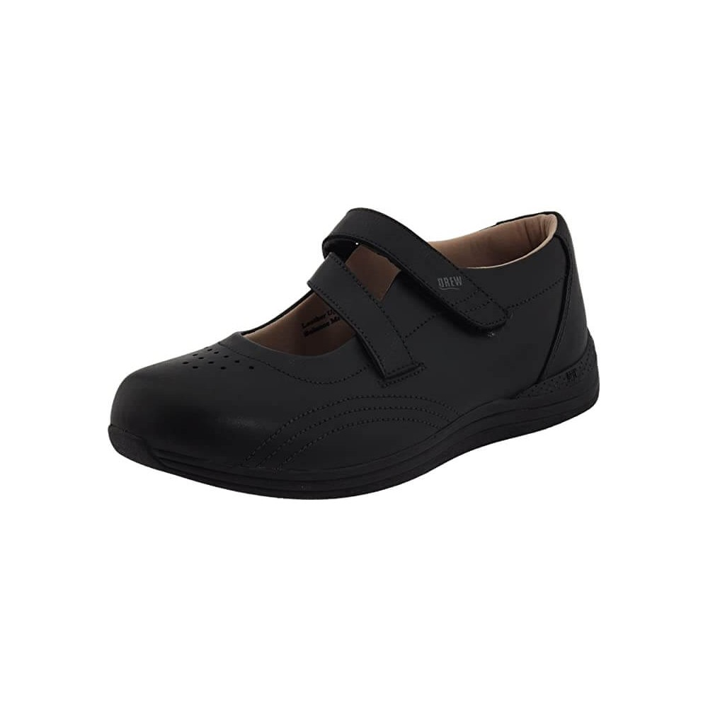 Drew Orchid - Women's Z-Strap Comfort Mary Janes