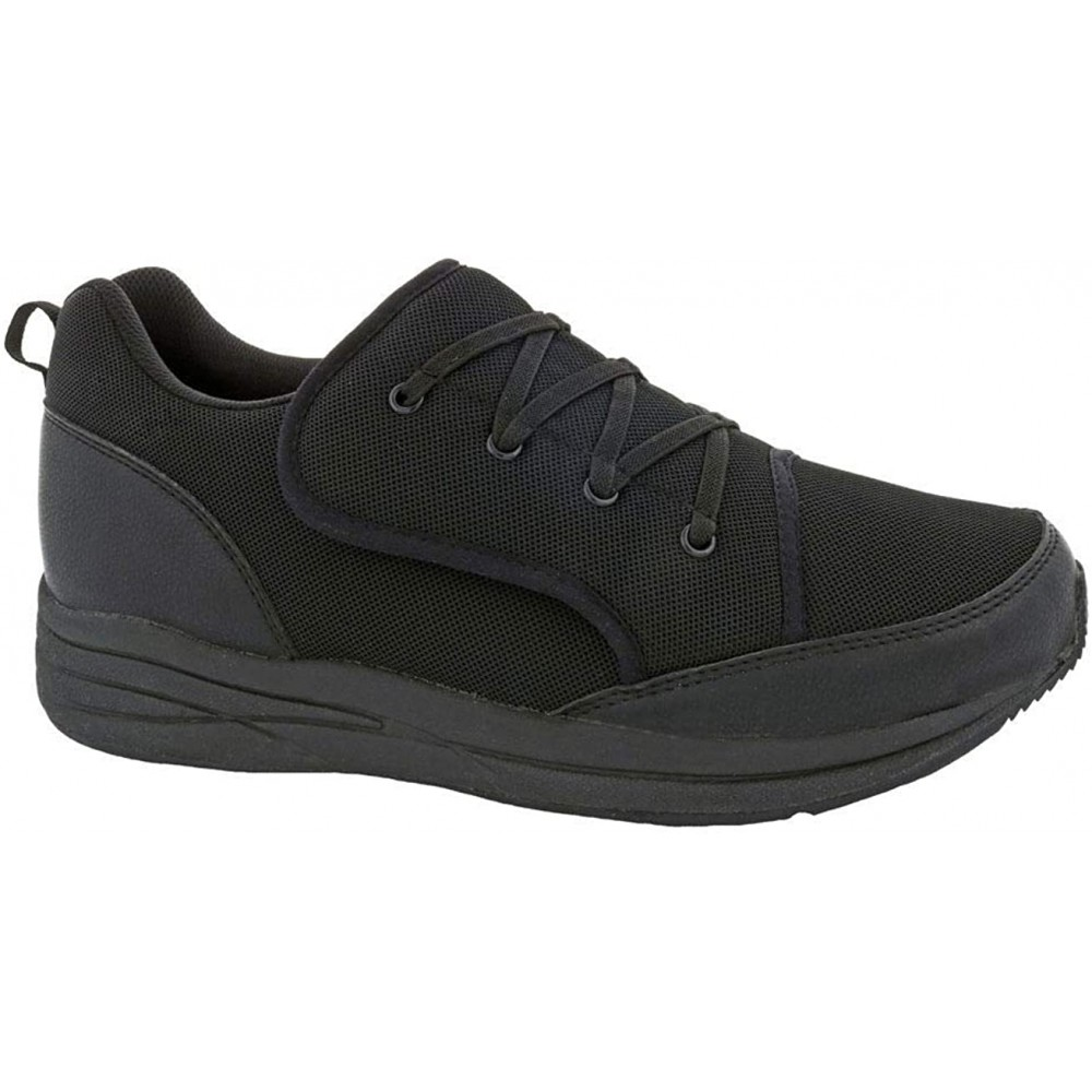 Drew Shoe Strength - Men's Wide Opening Casual Comfort Shoes