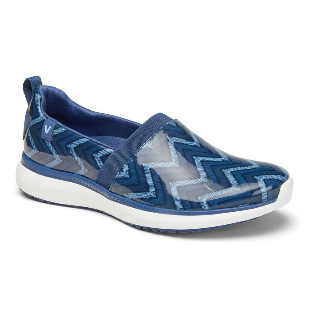 Vionic Fiona Pro Slip On - Women's Slip-On Slip-Resistant Service Work Shoes
