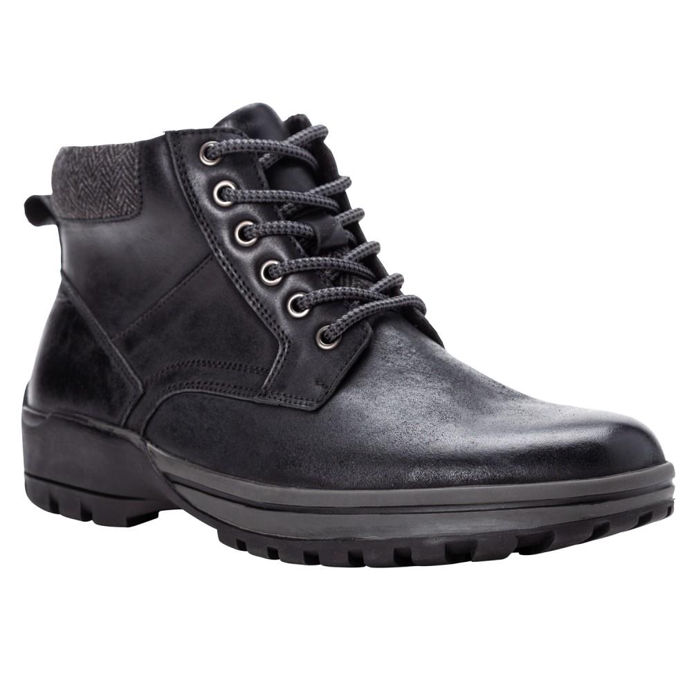 Propet Bruce - Men's Water-Resistant Comfort Boots