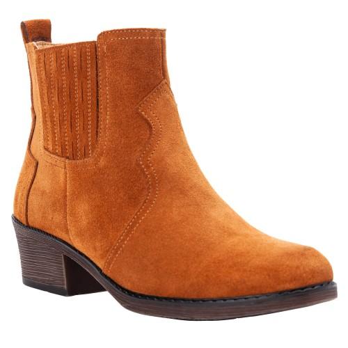 Propet Reese - Women's Western Styled Heel Comfort Boots