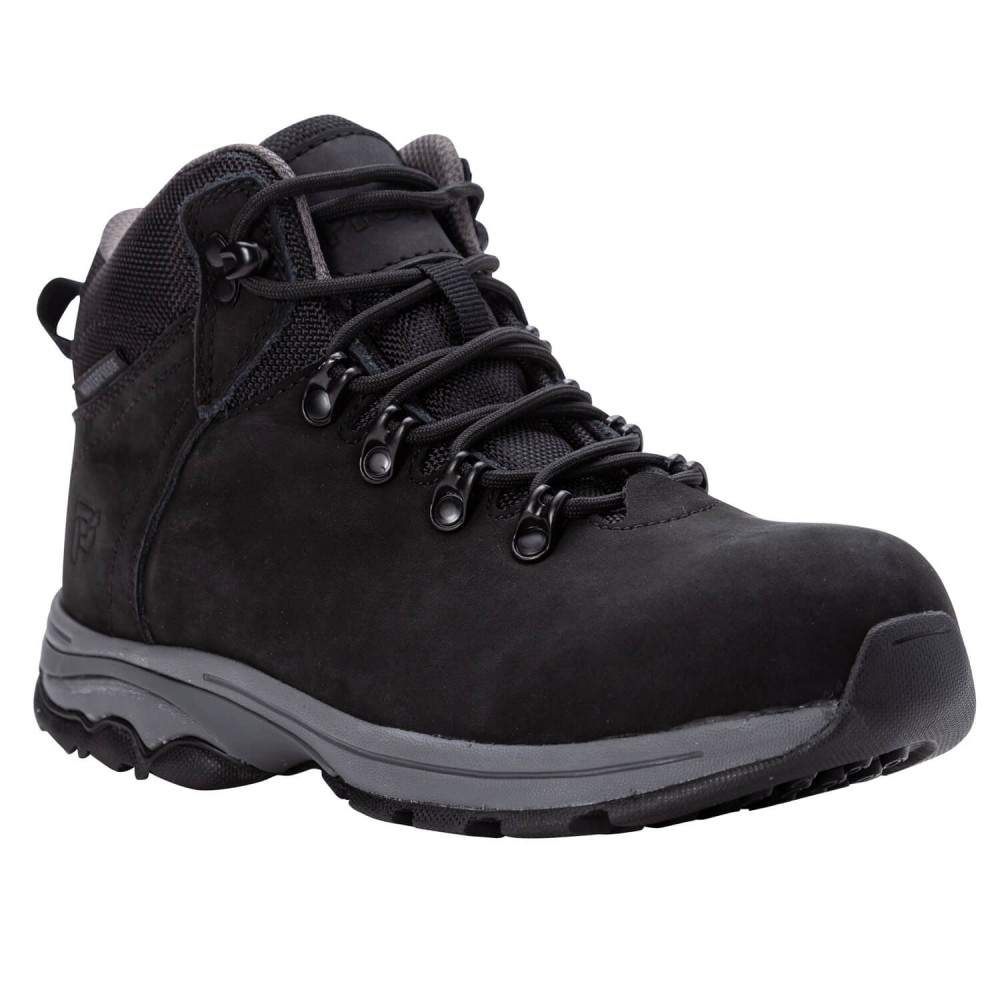 Propet Pillar - Women's Protective Toe Weather Resistant Hiking Boots