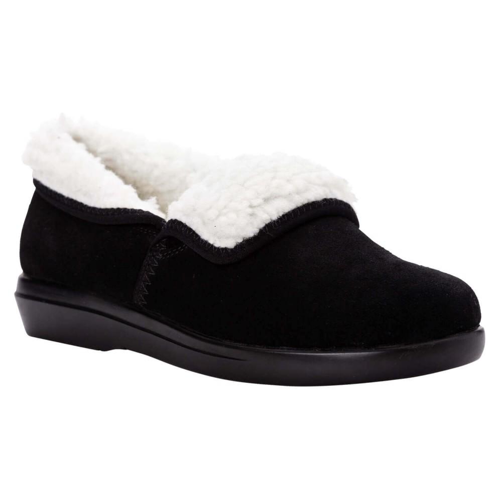 Propet Colbie - Women's Suede Comfort Slippers