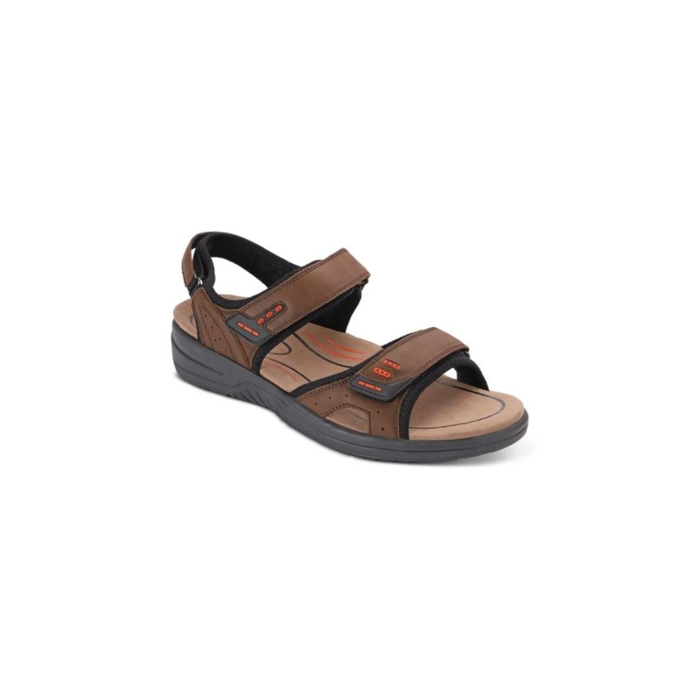 Orthofeet Cambria - Men's Comfort Sandals