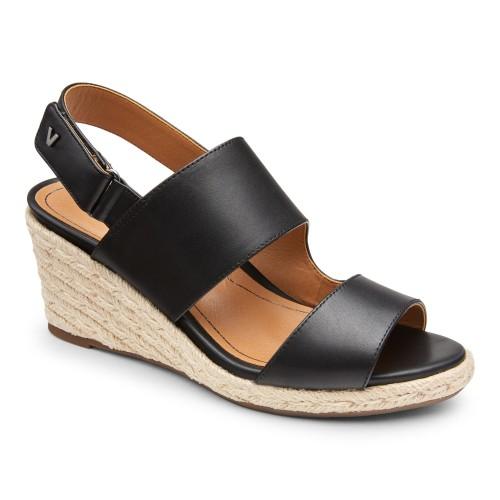 Vionic Brooke - Women's Comfort Wedge Sandal