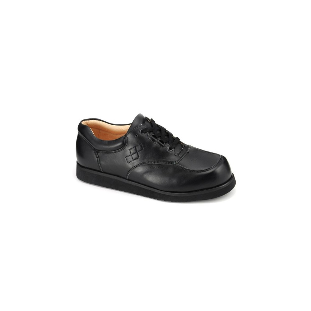 Black - Mt. Emey 888 - Men's Casual Dress Shoe