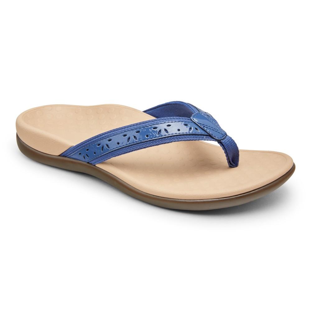 Vionic Casandra - Women's Comfort Thong Sandal Flip-Flops