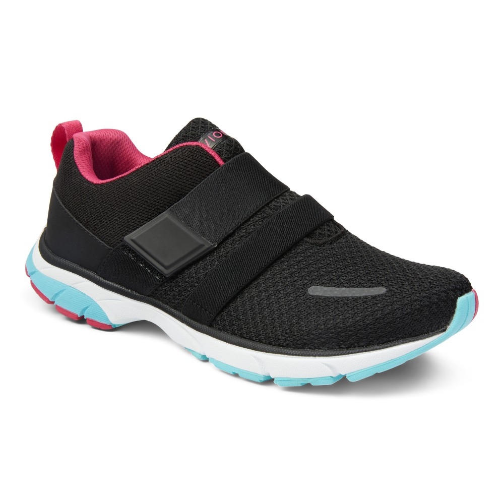 Vionic Milan - Women's Comfort Drift Sneakers with Concealed Orthotic Arch Support