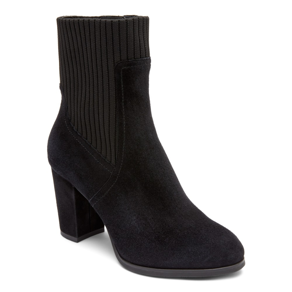 Vionic Kaylee (Weather Resistant) - Women's Comfort Ankle Boots