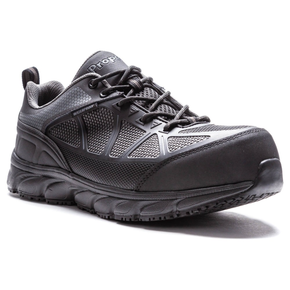 Propet Seeley II - Men's Composite Toe Comfort Shoes