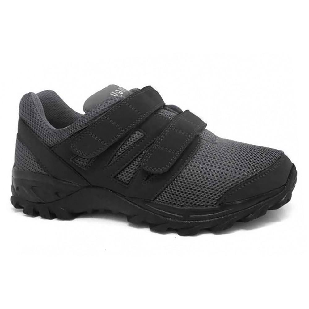 Mt. Emey 9704-V - Men's Added Depth Velcro Walking Shoe