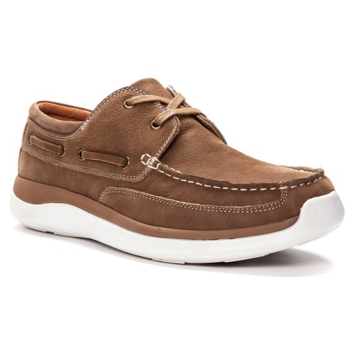 Propet Pomeroy - Men's Double Depth Casual Boat Shoes