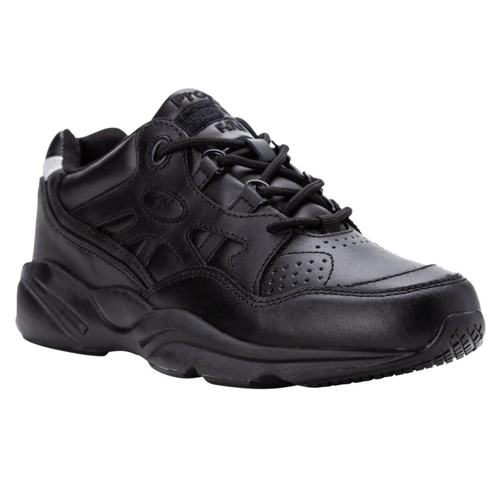 Propet Stark - Men's Slip-Resistant Comfort Work Sneakers