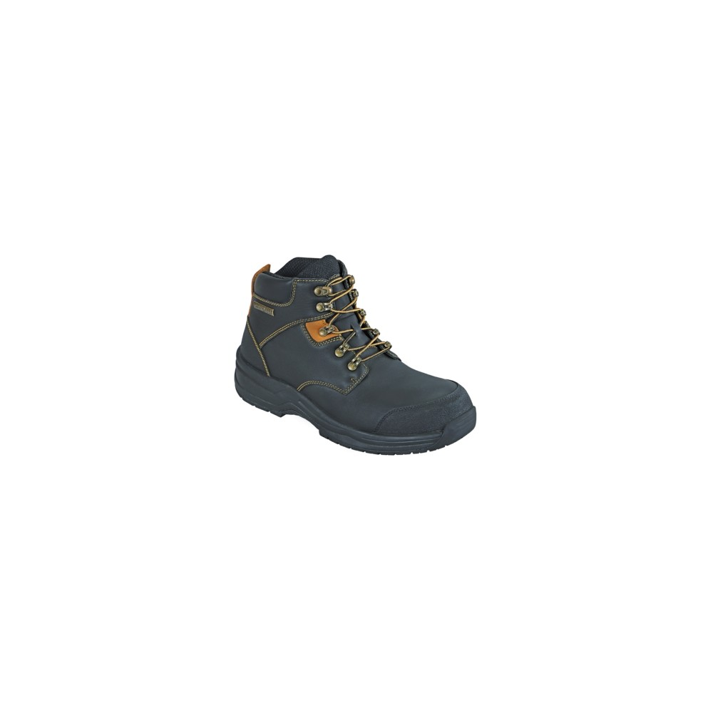 Orthofeet Granite - Men's Composite Toe Work Boots