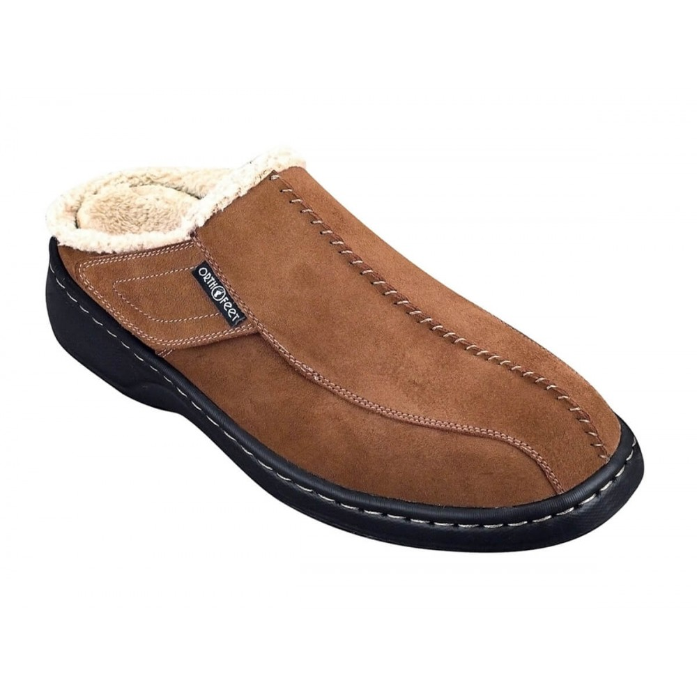 Orthofeet Asheville - Men's Orthopedic Slippers